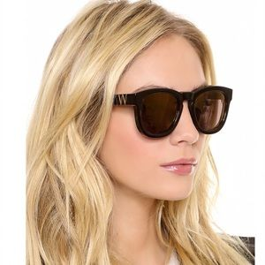 Wildfox Classic Fox Wayfarer Sunglasses